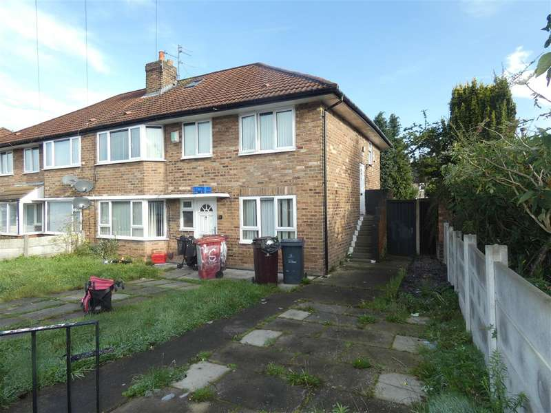 2 Bedrooms Apartment Flat for sale in Elizabeth Road, Huyton, Liverpool