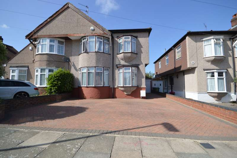 5 Bedrooms Semi Detached House for sale in Falconwood Avenue, South Welling, Kent, DA16