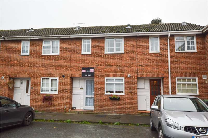 3 Bedrooms Terraced House for sale in Stansted Mountfitchet