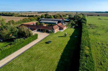 5 Bedrooms House for sale in Peacocks Road, Frithville, Boston, Lincolnshire
