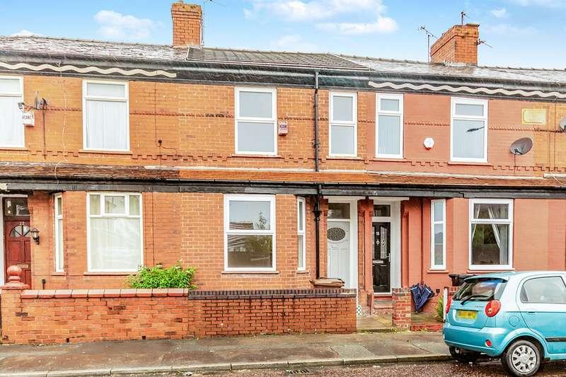 3 Bedrooms House for sale in Hurst Street, Reddish, Stockport, Cheshire, SK5