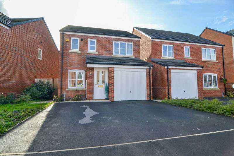 3 Bedrooms Detached House for sale in Vulcan Park Way, Newton Le Willows