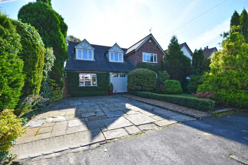 4 Bedrooms Detached House for sale in Park Gates Drive, Cheadle Hulme