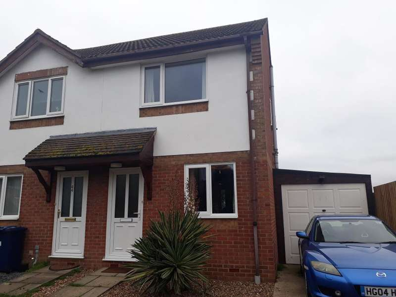2 Bedrooms Semi Detached House for sale in Williams Way, Manea, Cambs, PE15 0HU