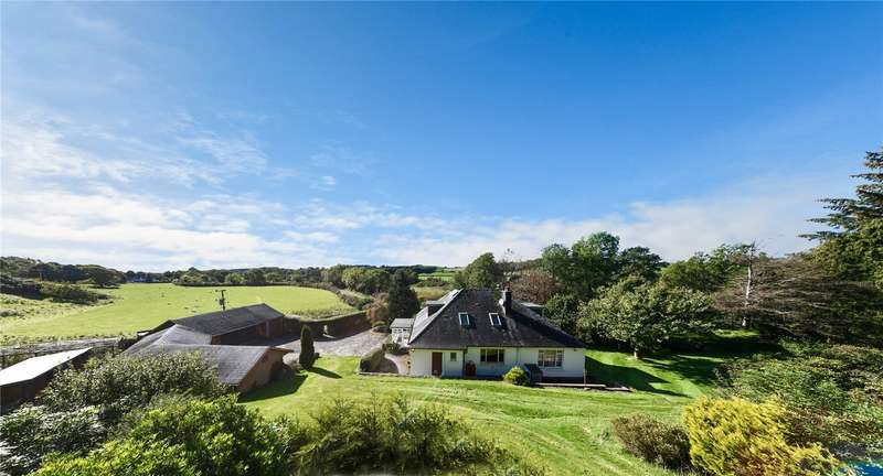 4 Bedrooms Detached House for sale in Airntully, Tongland, Kirkcudbright, Dumfries and Galloway, DG6