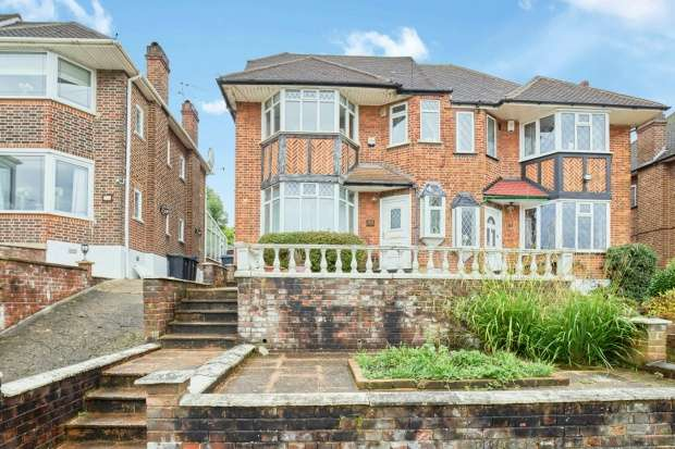 4 Bedrooms Semi Detached House for sale in Arnos Grove, Southgate, Greater London, N14 7AG