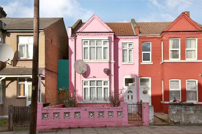 4 Bedrooms Semi Detached House for sale in The Avenue, London, N17