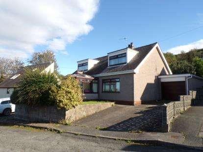 3 Bedrooms Detached House for sale in Clynnogfawr, Caernarfon, Gwynedd, LL54
