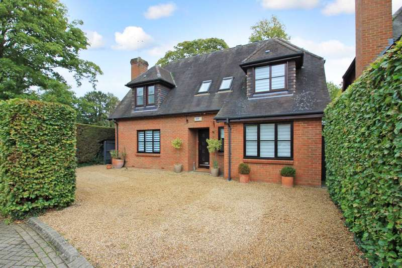 4 Bedrooms Detached House for sale in Windmill Close, Ivinghoe