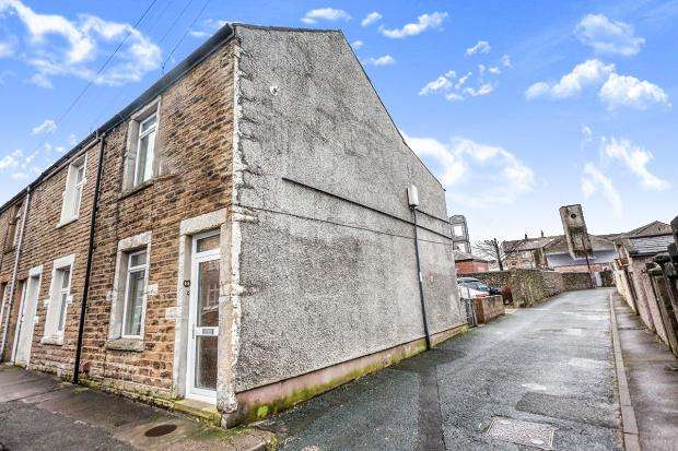 2 Bedrooms End Of Terrace House for rent in Ramsden Street, Carnforth, Lancashire, LA5 9BW