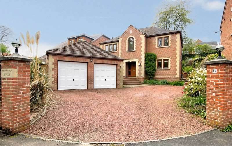 4 Bedrooms Detached House for sale in Vicarage Farm Court, Barnsley, South Yorkshire, S75