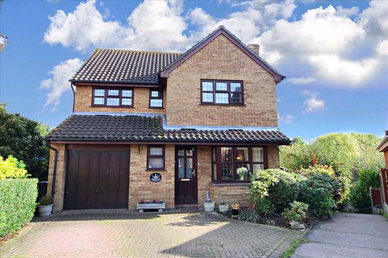 4 Bedrooms Detached House for sale in Bedford Road, Colchester