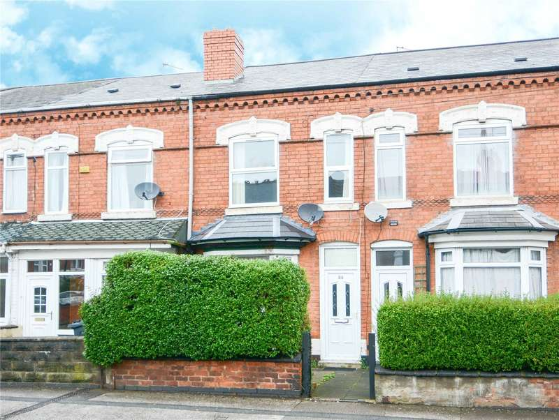 3 Bedrooms Terraced House for sale in St. Marys Road, Bearwood, West Midlands, B67