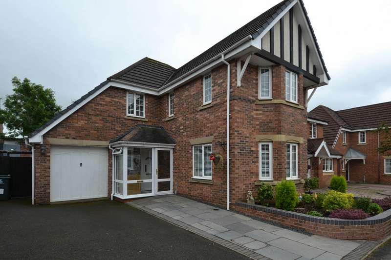 4 Bedrooms Detached House for sale in Cedar Drive, West Heath, Birmingham, B31