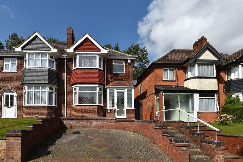 3 Bedrooms Semi Detached House for sale in Josiah Road, Northfield, Birmingham, B31