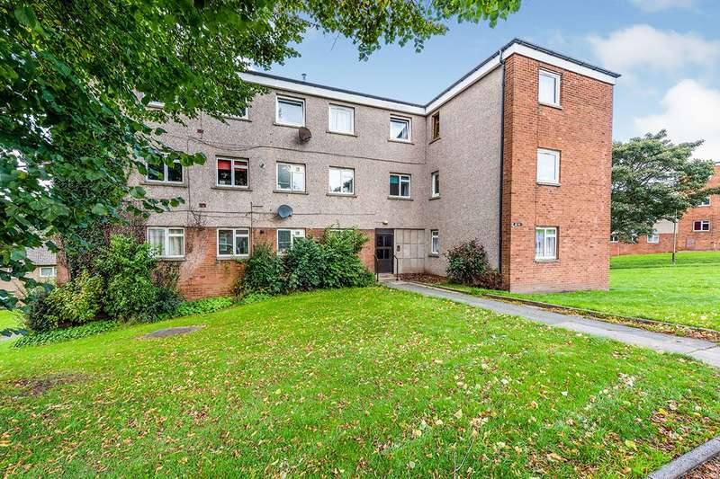 2 Bedrooms Apartment Flat for sale in Dee Gardens, Dundee, Angus, DD2