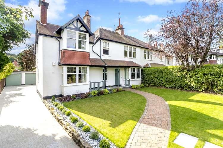 5 Bedrooms Semi Detached House for sale in Rutland Drive , Harrogate
