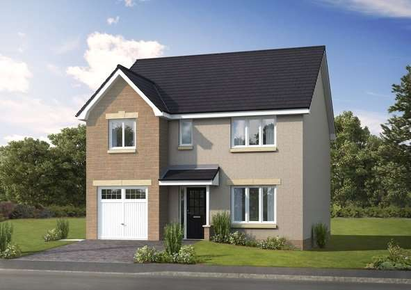 4 Bedrooms Detached House for sale in One Dalhousie, Bonnyrigg, Midlothian, EH19