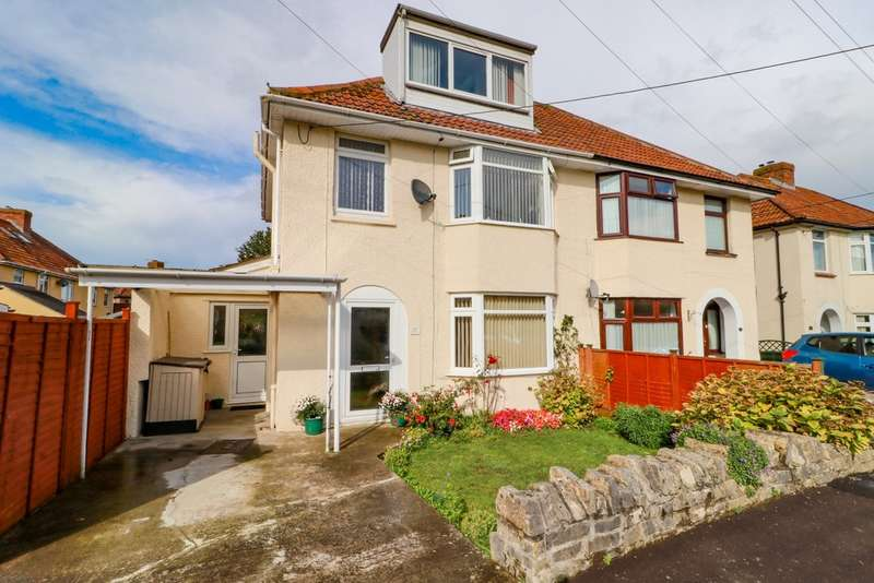 4 Bedrooms Semi Detached House for sale in Chichester Road, Street