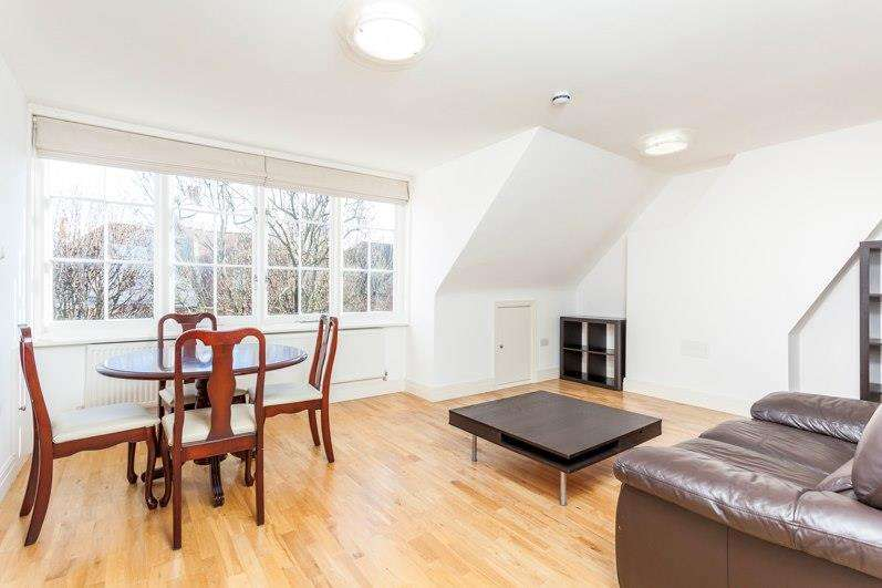 1 Bedroom Flat for rent in The Avenue, Turnham Green, W4