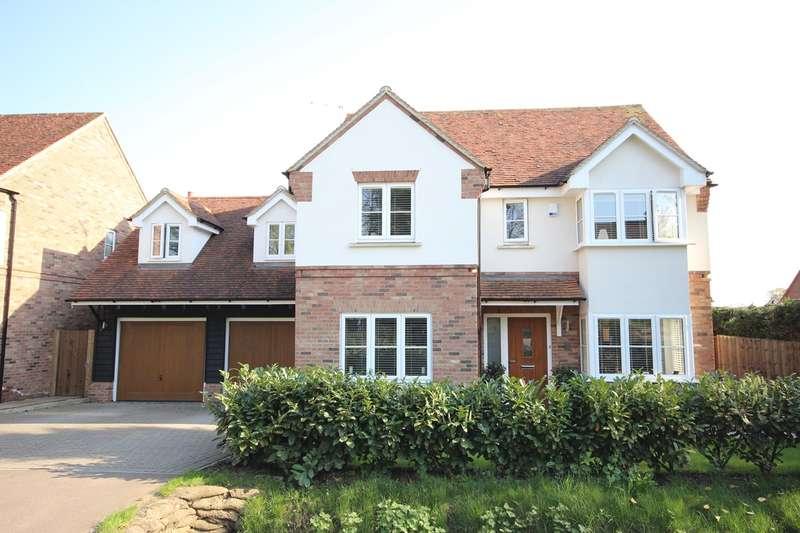 5 Bedrooms Detached House for sale in Shefford Road, Clophill, Bedfordshire, MK45