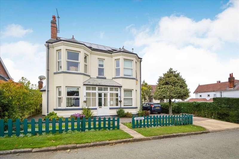 5 Bedrooms Detached House for sale in Meadowside, Park Road, Plumtree Park, Nottingham