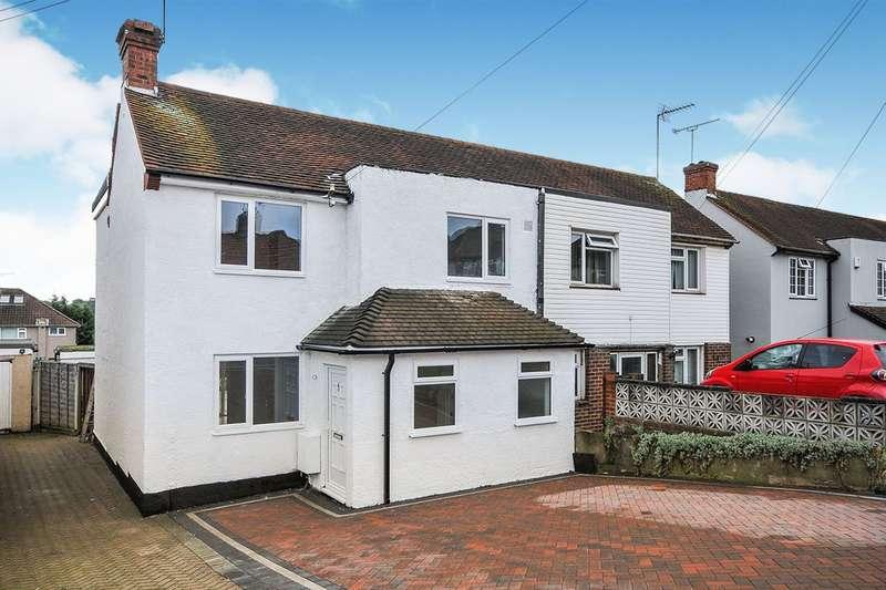 4 Bedrooms Semi Detached House for sale in Swanley Lane, Swanley, Kent, BR8