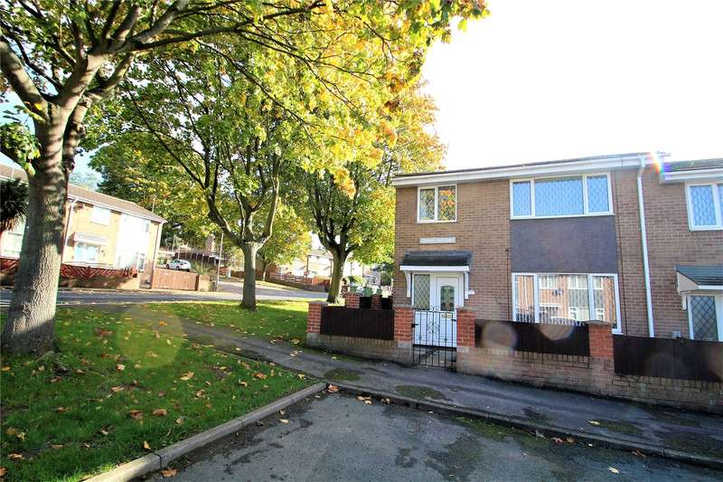 3 Bedrooms Property for rent in Grove Avenue, Pontefract, West Yorkshire
