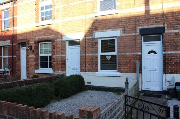 2 Bedrooms Terraced House for rent in Hartington Street, Chester