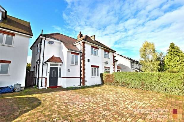 3 Bedrooms Semi Detached House for sale in Great Cambridge Road, Cheshunt, Cheshunt, Hertfordshire
