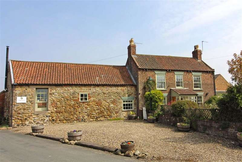 4 Bedrooms Detached House for sale in Village Farm, Back Street, Skipsea, Driffield, East Yorkshire