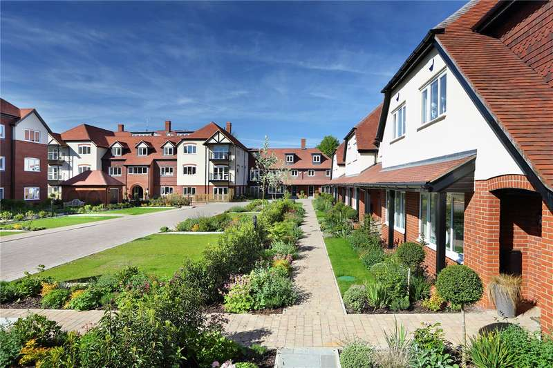 3 Bedrooms Retirement Property for sale in Maryland Place, Townsend Drive, St Albans, Hertfordshire, AL3