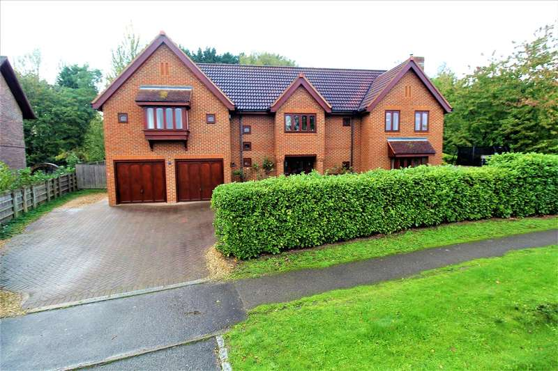 7 Bedrooms Detached House for sale in Pattison Lane, Woolstone, Milton Keynes