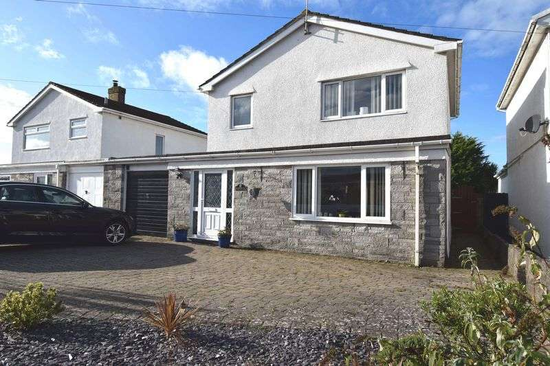 3 Bedrooms Property for sale in Harlech, West Park Drive, Porthcawl