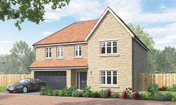 5 Bedrooms House for sale in The Lanes, Bar Lane, Knaresborough