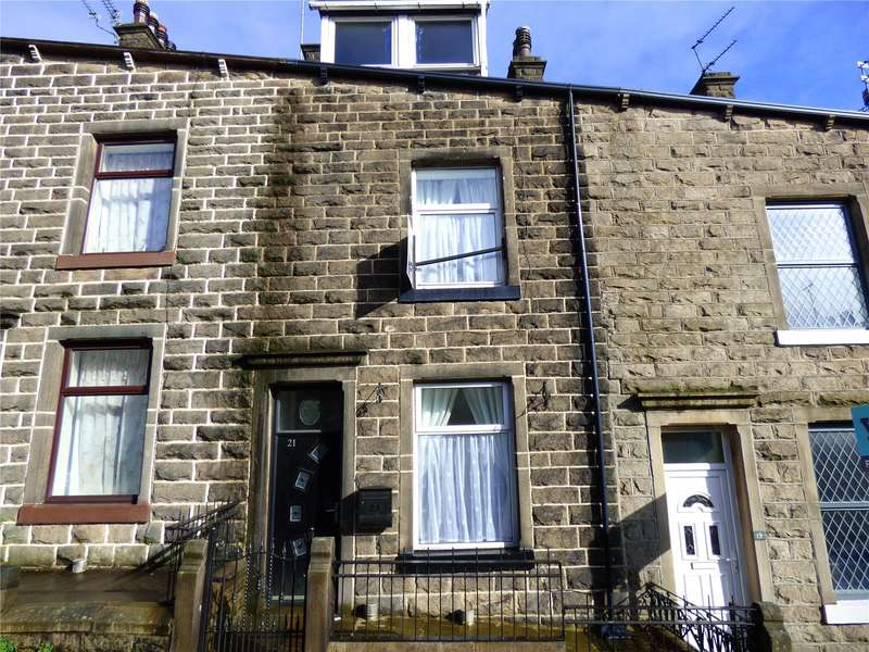 4 Bedrooms Terraced House for sale in Schofield Road, Rawtenstall, Rossendale, BB4