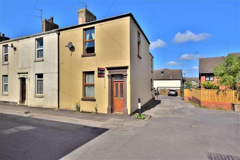 3 Bedrooms End Of Terrace House for sale in Mersey Street, Longridge