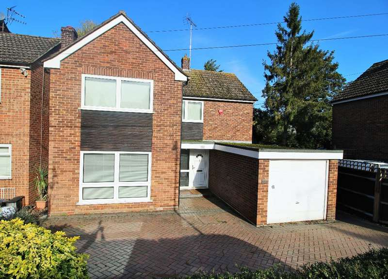 3 Bedrooms Detached House for sale in Powers Hall End, Witham
