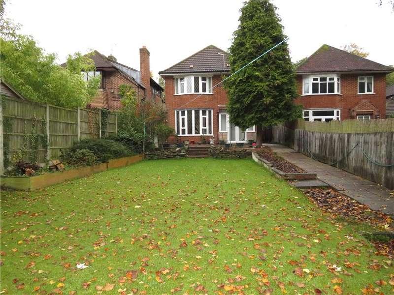 3 Bedrooms Detached House for sale in Penny Long Lane, Derby, Derbyshire, DE22
