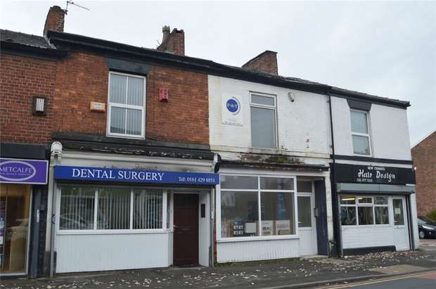 Commercial Property for sale in Shaw Heath, Shaw Heath, Stockport, Cheshire