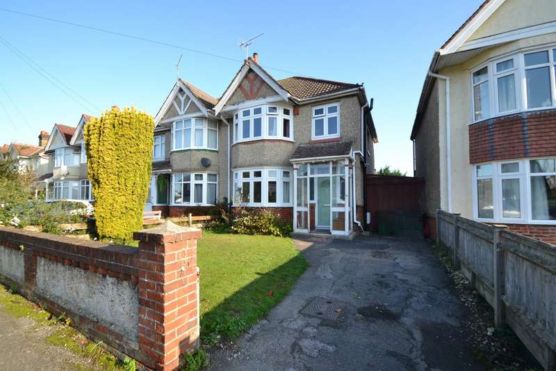 3 Bedrooms Semi Detached House for sale in Shirley