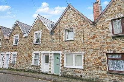 2 Bedrooms Terraced House for sale in Wadebridge, Cornwall, Uk