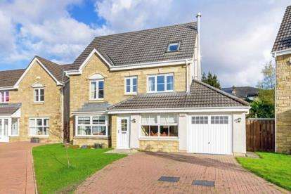5 Bedrooms Detached House for sale in Hawthorn Way, Cambuslang