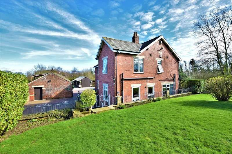 4 Bedrooms Detached House for sale in Back Lane, Weeton