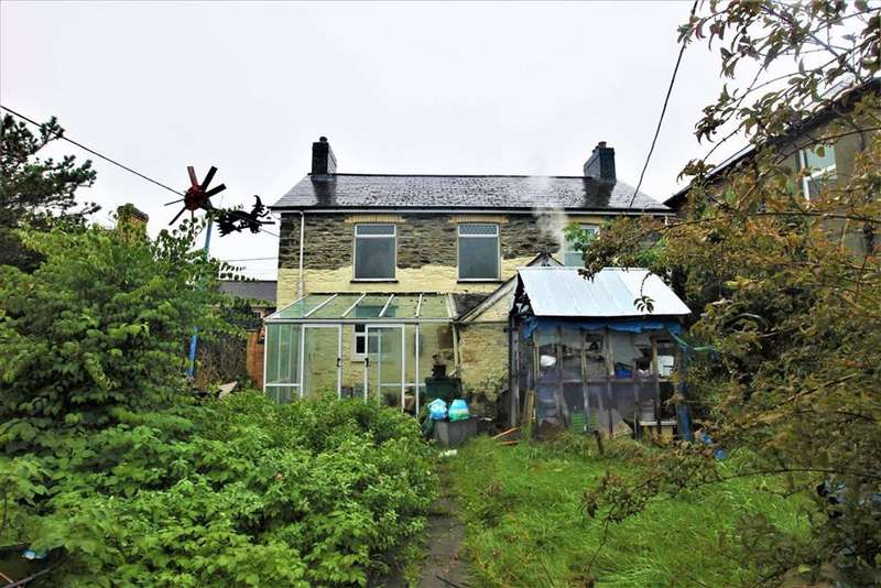 4 Bedrooms Detached House for sale in Pontrhydfendigaid, Ystrad Meurig