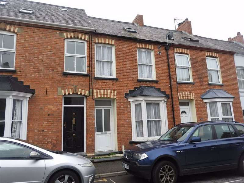 3 Bedrooms Terraced House for sale in Napier Street, CARDIGAN, Ceredigion