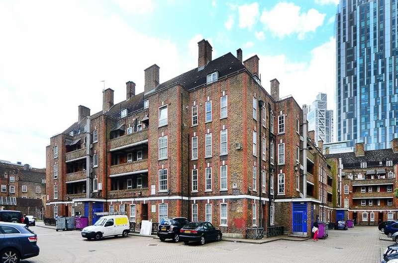 1 Bedroom Flat for sale in Brune House, Bell Lane, Spitalfields, E1