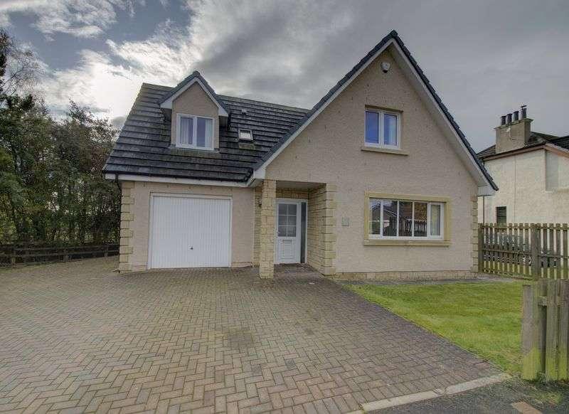 4 Bedrooms Property for sale in Woodneuk Road, Gartcosh, Glasgow