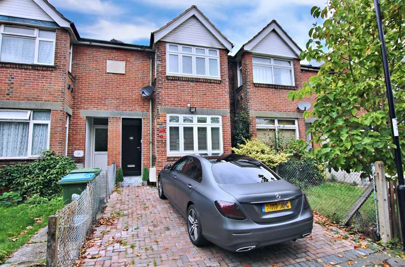 3 Bedrooms Semi Detached House for sale in STUNNING REFURBISHED THREE BED HOUSE IN PORTSWOOD AREA