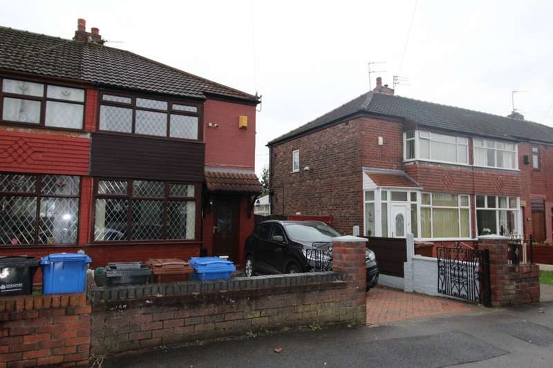 2 Bedrooms End Of Terrace House for sale in Somerford Road, Reddish, Stockport, Cheshire, SK5